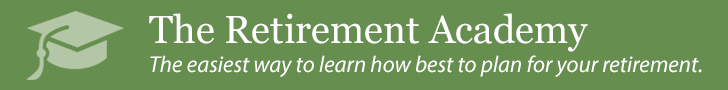 Retirement Academy Banner